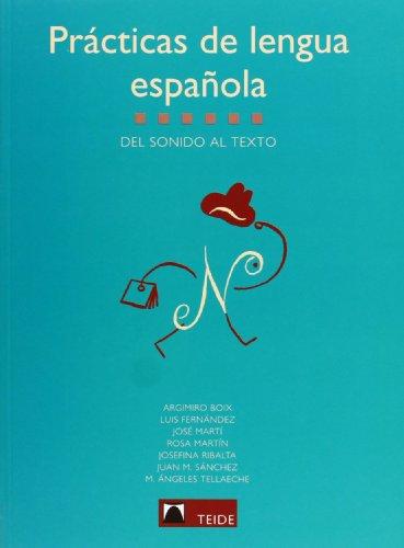 Practicas de Lengua Española - 9788430744893