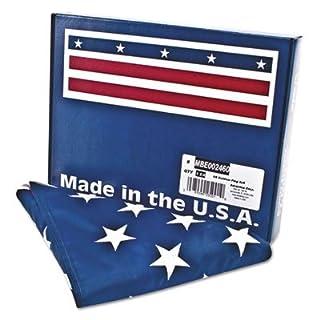 AVTMBE002460 - Advantus All-Weather Outdoor U.S. Flag