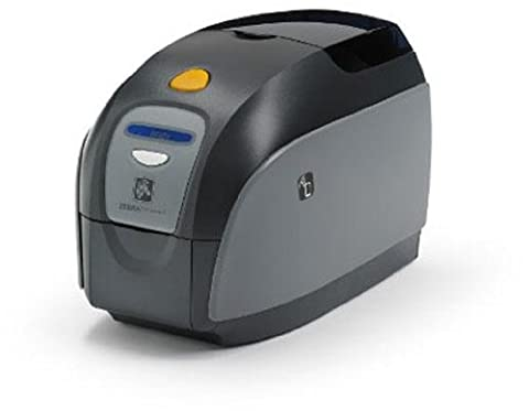 Zebra Z11-00000000EM00 Printer ZXP Series 1, Single Sided, EU and UK Power Cords, USB