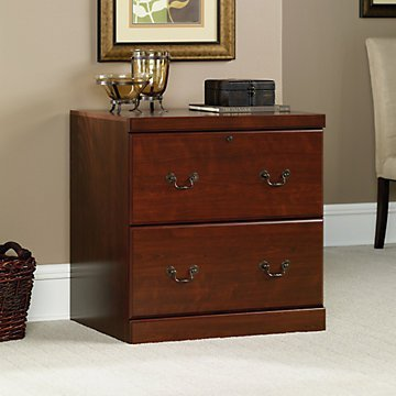 Heritage Hill Two Drawer Lateral File - 30 W(Classic Cherry) by OFF1 -