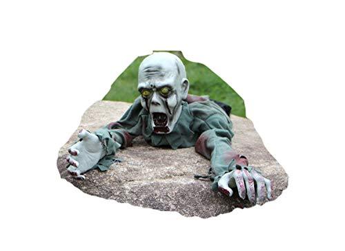 Halloween Requisiten Crawlen Zombie Ghost Skelett Animation Unheimlich Spukhaus Gekrümmten Boden Männer Zimmer Paddock Party Dekoration