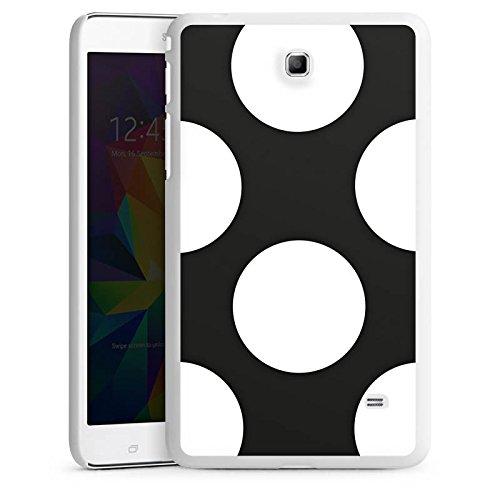 DeinDesign Samsung Galaxy Tab 4 7.0 Hülle Schutz Hard Case Cover Dots 50er Punkte Dots Hard Case Cover