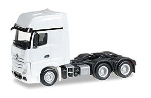 Herpa 305167-002 - Mercedes Benz Actros GigaSpace, Tractor, Blanco