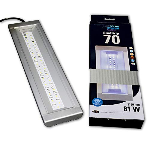 Econlux SolarStinger SunStrip 70W Marine RGB/W/B115cm80,5W für Meerwasseraquarien 5w Marine