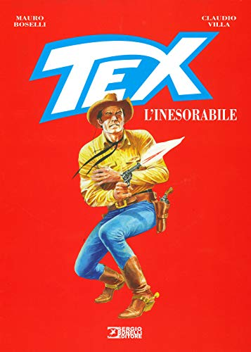 Tex - L'Inesorabile (1 BOOKS)