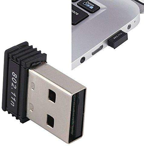 Hyme USB2.0 600Mbps 802.11n USB WiFi Adapter for PC/Laptop