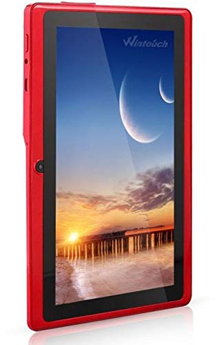 Wintouch Q75S android tablet storage - Wintouch Q75S android tablet PC with wifi 4GB storage WIFI(RED)