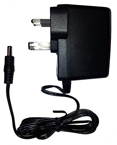 9V Sunny UK 9V 1,2A DC c-ve 2,1/5,5/12PSU Netzteil Ersatz Adapter -