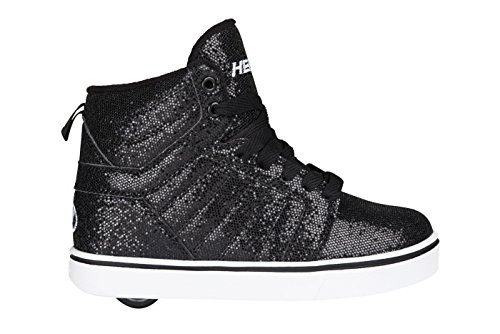 heelys-uptown-baskets-montantes-chaussures-noir-disco-paillettes-uk-1-eu-33