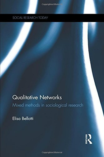 Qualitative Networks: Mixed methods in sociological research (Social Research Today) by Elisa Bellotti (2015-11-09)