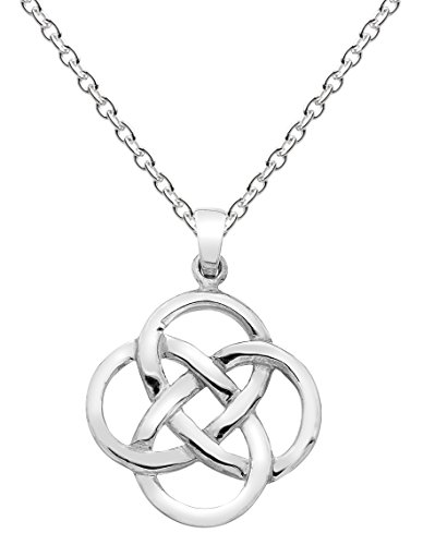 heritage-halskette-anhanger-keltischer-knoten-durchbrochenes-design-sterlingsilber-kette-457-cm-lang