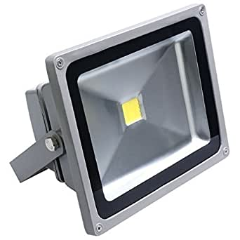 Auralum 50w led projecteur lumi re d 39 ext rieur lampe for Projecteur lumiere exterieur