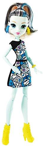 Mattel - Goule Monster High Modèle Aléatoire