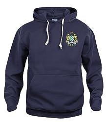 Old School Football Retro Plymouth Argyle 1950's Football Hoodie New Sizes S-xxxl Embroidered Logo