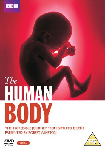 the-human-body-dvd