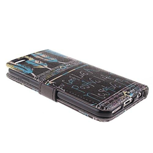 Nutbro [iPhone 6S Plus] 6S Plus Case,PU Leather iPhone 6S Plus Case,iPhone 6S Plus Phone Case,iPhone 6S Plus Phone Cover Case PU Leather Case Wallet for iPhone 6S Plus ZZ-6Splus-28