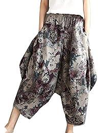 Amazon.fr   TU - Pantalons   Femme   Vêtements 37449dcb103