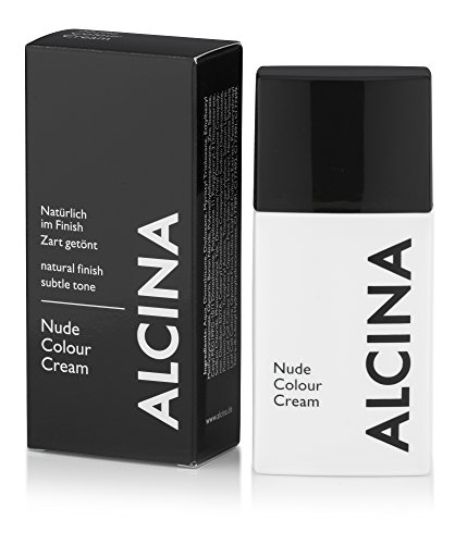 ALCINA Nude Colour Cream 1 x 35 ml - Für einen natürlichen und frischen Teint