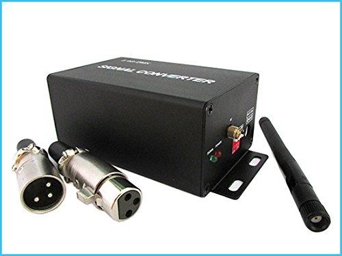 DMX-512 Signalwandler Sender und Empfänger 2.4G Wireless bis zu 200 Meter DMX2400