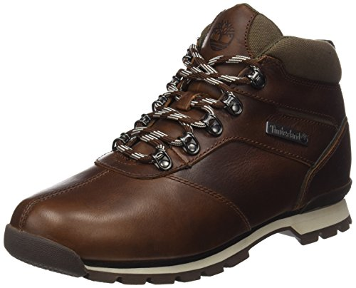 Timberland Herren Splitrock 2 Chukka Boots, Braun (Tobacco), 45.5 EU - Eye Chukka Leder Boots