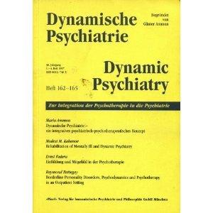 Dynamische Psychiatrie/Dynamic Psychiatry [Jahresabo]