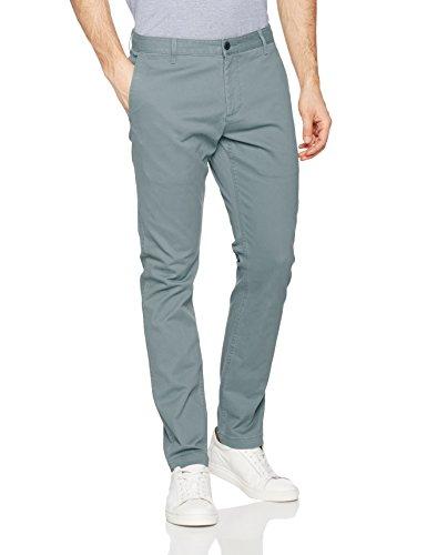 Dockers Washed Khaki Skinny-Stretch Twill, Pantalones para Hombre