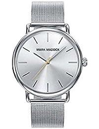 2f77d800c094 Amazon.es  Mark Maddox - Hombre  Relojes