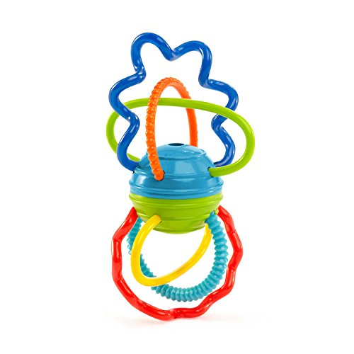 Oball Clickity Twist Toy