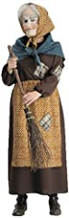 Idea Regalo - Costume travestimento da BEFANA con fazzoletto misura unica