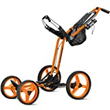 Sun Mountain Micro Golf Cart GT, Orange