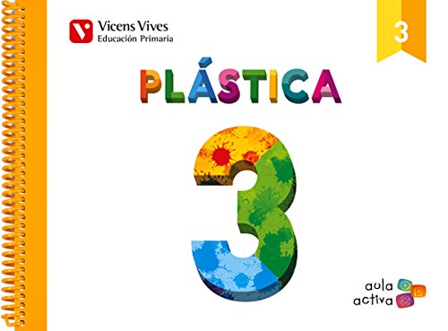 Plastica 3 (aula Activa) - 9788468220741 por Isabel Ceballos Guerrero