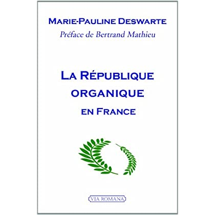 La République organique en France