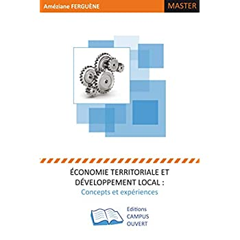 Economie territoriale et développement local :