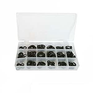 Silverline 196542 'O' Rings Assortment - Pack of 225