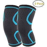 UWOOD Knee Support–PREMIUM Compression Knee Sleeve–Kniebandage Patella Stabilizer für meniscus mit Arthritis... preisvergleich bei billige-tabletten.eu