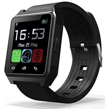 Icarus Richmond - Smartwatch con Bluetooth, procesador CPU MTK6260, color negro