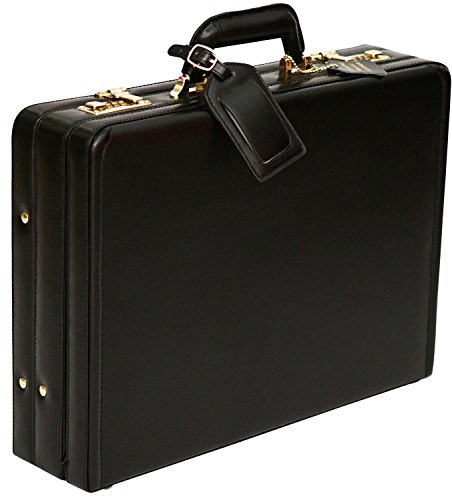 Tassia Bonded Leather Attaché Br...
