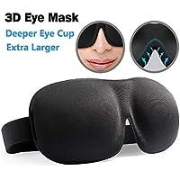 Schlafmaske,2018 neue Design-Augenmaske,3D Hautfreundlich Schlafbrille,Innovative Lichtblockierungstechnik und... preisvergleich bei billige-tabletten.eu