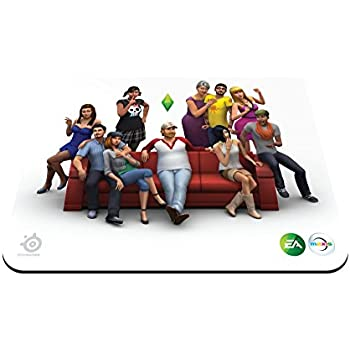 SteelSeries Qck The Sims 4 Edition 67292 - Mouse pad