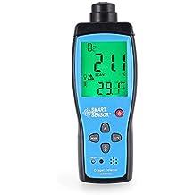 Sensor Inteligente Monitor de Calidad del Aire AR8100 Medidor de Gas O2 Oxígeno Temp Detector Analizador
