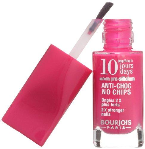 Bourjois - Vernis à ongles 10 Jours anti choc ultra longue tenue N°15 - 9 ml