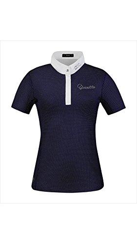 Cavallo Damen Turniershirt Ghia blue night