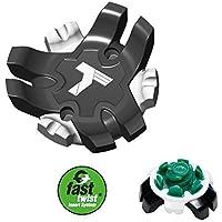 18x Golf Soft Spikes Fast Twist Gewinde für die meisten Footjoy Golf Schuhe Ultra Grip