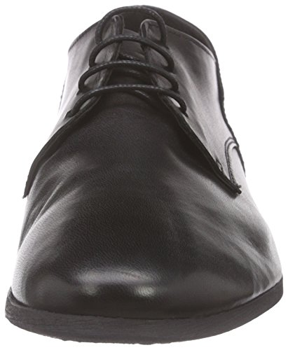 Tamaris Damen 23221 Derby Schwarz (Black 001)