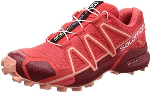 82398724500e Precios de Salomon Speedcross 4 rojas baratas - Ofertas para comprar ...