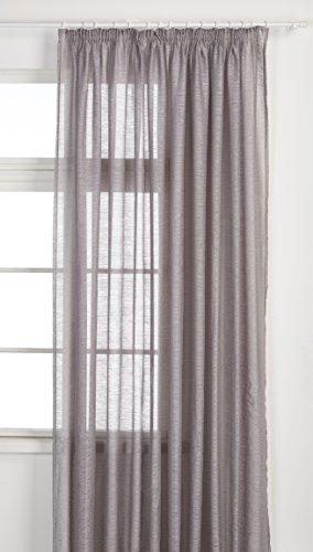 Ready Scan (Splendid SCAN Curtain with Tape 285 x 280 cm, grau)