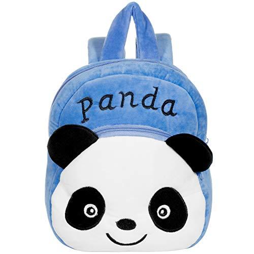 Panda Passt - Kindergartenrucksack für Jungs und Mädchen, Remebe