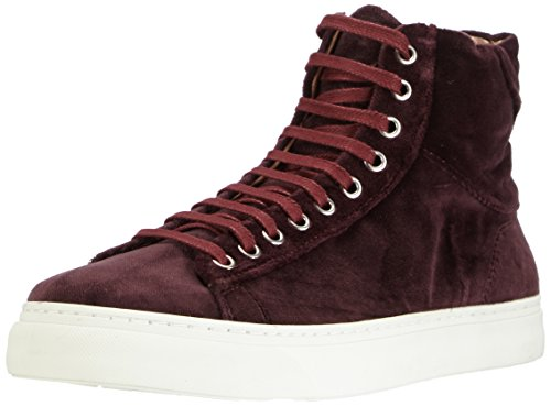 NoBrand Enduro, Sneakers Hautes homme Rouge (bordo)