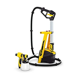 Wagner Universal Sprayer W 950 FLEXiO - Electric Paint Sprayer for Wall & Ceiling/Wood & Metal paint - interior and exterior usage, covers 15 m² in 5 min, 800 ml capacity, 630 W, 3.5 m hose
