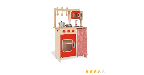 Pinolino 229472   Kinder Kombi Küche, Rike: Amazon.de: Spielzeug